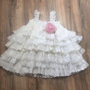 NWOT GORGEOUS Lace Dress great for Easter
